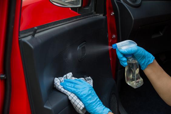 Una corretta sanificazione dell'auto ai tempi del coronavirus