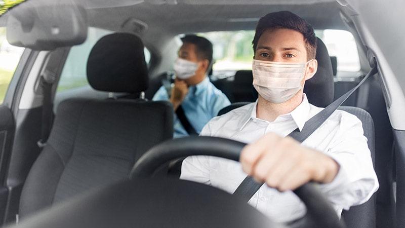Viaggiare in auto ai tempi del Covid